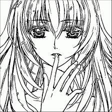10 Coloriage Manga Garcon A Imprimer