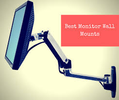 best monitor wall mount reviews 2020