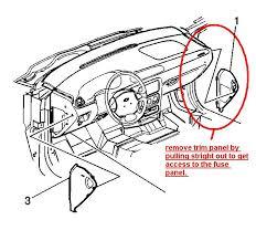 have a 2001 chevy malibu dash board lights (speedometer, gauges, 02 Chevy Malibu Fuse Box 02 Chevy Malibu Fuse Box #59 02 chevy malibu fuse box