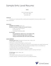 resume templates entry level entry level resume examples for college students beginner samples