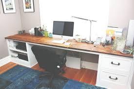 white wooden bedroom desk