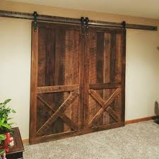 architecture reclaimed sliding barn doors new rustica hardware 42 in x 84 horizontal wood door