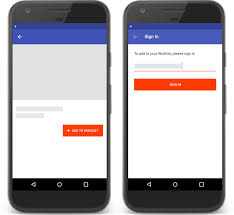 Sign In App Ux Best Practices For Apps On Google Play Instant Android Developers