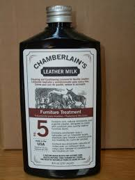 Chamberlain Leather Milk Furniture Treatment Leather Conditioner JPG