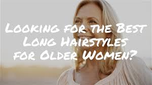 Long Hair Style For Older Woman looking for the best long hairstyles for older women denise 1524 by wearticles.com