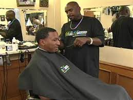 Image result for black barber shop