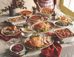 The season is not just about food, but it's also about taking a moment to say thank you. Cracker Barrel Selling Heat N Serve Thanksgiving Dinners You Can Prepare In Two Hours