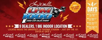 Car For Sale Flyer Custom LHM48 Used Car Sales Event University Of Phoenix Stadium