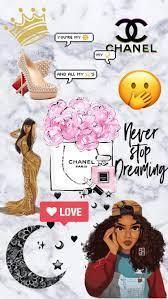 Black Girl Baddie Wallpapers ...