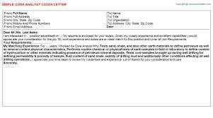 Associate Governmental Program Analyst Cover Letter Associate