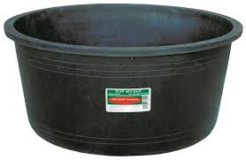 round tub 25 gallon 20 gallon bucket7