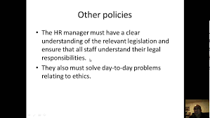 ethics and corporate social responsibility in hrm 4 8 ethics and corporate social responsibility in hrm