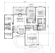 charming design 2000 sq ft house plans 1 floor open floor plans under 2000 sq ft