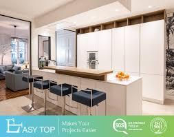 Modular Kitchen With Dining Design Hot Item Modular Kitchen Photos Dining Room Furniture Lacquer Cabinet Design Modern Kitchen