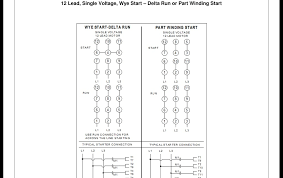 12 lead 480v motor wiring diagram wiring diagram 3 phase 12 lead motor wiring diagram jodebal