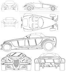 Fantastic automotive blueprints pictures inspiration simple wiring
