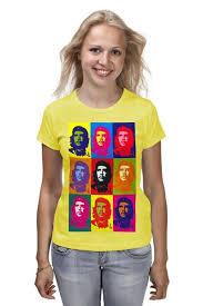 Футболка <b>классическая</b> Энди Уорхол | Andy Warhol #471280 ...
