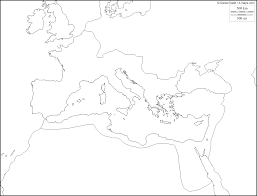 Coloring map of ancient rome | Ancient Roman History | Pinterest ...