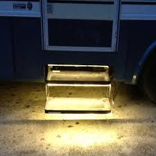 steps lighting. Warm White LED Strip Light Kit For RV Steps Lighting