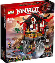 LEGO Ninjago Tempel der Auferstehung (70643) kaufen bei Preis.de✓