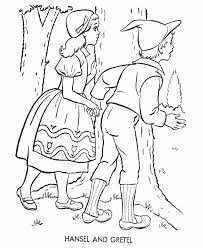 Bluebonkers Nursery Rhymes Coloring Page Sheets Hansel And Color ...