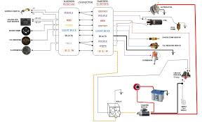 boat ignition switch wiring diagram & seastar solutions mercury marine wiring diagram 12 volt at Boat Wiring For Dummies