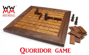 Wooden Games Plans Enchanting This Quoridor Game Is Just As Fun To Make As It Is To Play Free