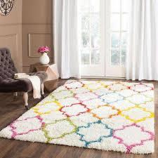 kids ivory multi 4 ft x 6 ft area rug
