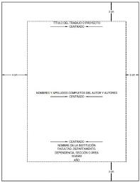 Formato De Portada Normas Apa Normas Icontec 2019 Para Trabajos Escritos Tutorial Y Plantilla