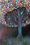 Images & Illustrations of button tree