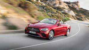 Unlike the previous generation, this generation coupe/convertible share the same platform as the sedan/wagon. The New Mercedes Benz E Class Coupe And Cabriolet
