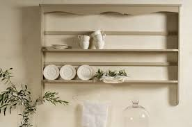 Above: The handmade Decorative Plate Rack from Devol is available in two  sizes: the small is 310 and the large is 360.