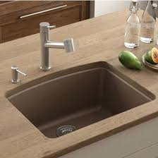 kitchen sinks for granite countertops ellipse single bowl kitchen sink granite mocha best undermount kitchen sinks for granite countertops