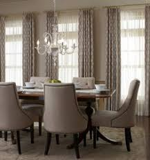 dining room curtains. Boutique Crown Pleat Drapery: Patterns. Dinning Room CurtainsUpholstered Dining Curtains