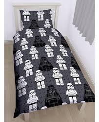 lego star wars villains single duvet cover bedding bedroom