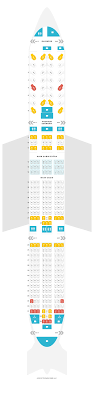 Seat Map Boeing 787 9 789 American Airlines Find The Best