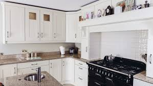 Ivory Kitchen Shaker Painted Ivory Kitchen Gcb Kitchens Cookstown Co
