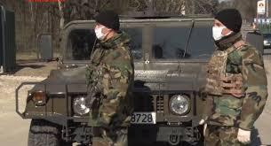 Ministrul Apărării a vorbit cu militarii aflați în misiune în Kosovo - Video