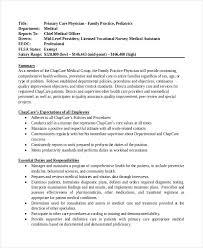 10 Medical Assistant Job Description Templates Pdf Doc