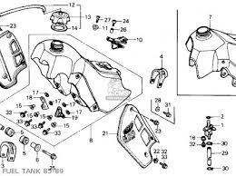 honda cr500 wiring auto electrical wiring diagram honda cr500r 1987 h usa parts lists and schematics