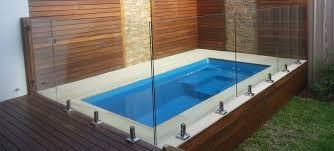 Fiberglass Rectangular Above Ground Swimming Pools Pools For Home