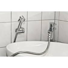 more views on off thumb lever shower head