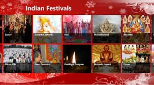 essay on incredible  festivals of