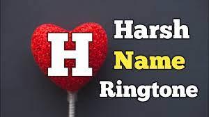 Harsh Name Ringtone  