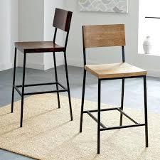 rustic wood bar stools wooden uk