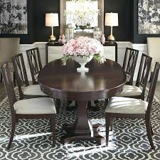 oval dining room sets for 6 marvelous design inspiration oval dining table set unusual home art