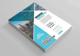 Business Flyer Design Templates Best Business Flyer Design Template Vector Free Download