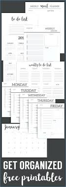 Meal Planning On A Budget Daily Planner Template Free Printable ...