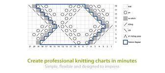 Stitchmastery Knitting Chart Editor Kira Makes The Transition From Analogue To Digital Knitting