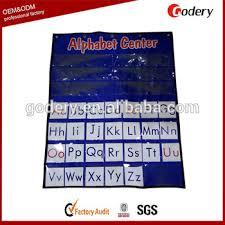 Learning Center Pocket Chart Learning Resources Alphabet Pocket Chart Buy Wall Hanging Alphabet Pocket Chart Alphabet Pocket Chart For Students Hot Sale Alphabet Pocket Chart